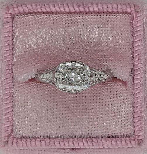 Bonita Diamond Ring Buyers