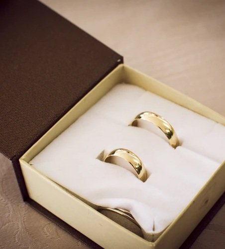 Sell Gold Wedding Rings
