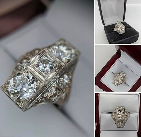 We Buy Estate Jewelry