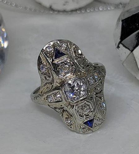 Pawn Vintage Rings