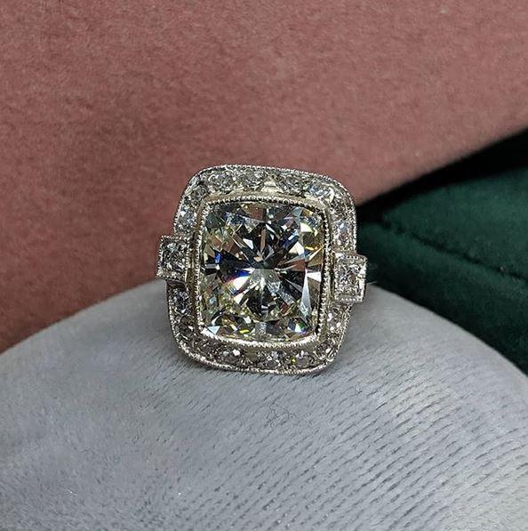Sell Large Diamond Rings