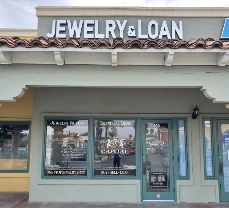Pawn Shops, San Marcos CA